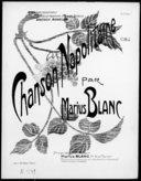 Illustration de la page Marius Blanc (1882-1927) provenant de Wikipedia