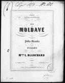 Illustration de la page L.  Blanchard (compositeur, 18..-18.. ) provenant de Wikipedia