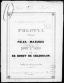 Illustration de la page Ed.  Bonet de chaboulon (compositeur, 18..-18.. ) provenant de Wikipedia
