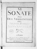 Illustration de la page Aniello Santangelo (1737-1771) provenant de Wikipedia