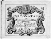 Illustration de la page John Ernest Galliard (1680-1749) provenant de Wikipedia
