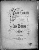 Illustration de la page Elis Borde (compositeur, 18..-18..?) provenant de Wikipedia