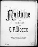 Illustration de la page C. F.  Botte (compositeur, 18..-18..?) provenant de Wikipedia