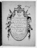 Bildung aus Gallica über Andreas Lidl (17..-1789?)
