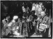 Image from Gallica about Hassan II (roi du Maroc, 1929-1999)