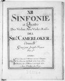 Illustration de la page Placidus von Camerloher (1718-1782) provenant de Wikipedia
