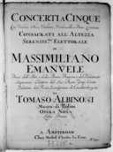 Image from Gallica about Tomaso Albinoni (1671-175.)