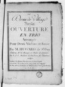 Illustration de la page Le devin du village provenant de Wikipedia