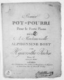 Illustration de la page Antoine Michot (graveur de musique, 17..-18..) provenant de Wikipedia