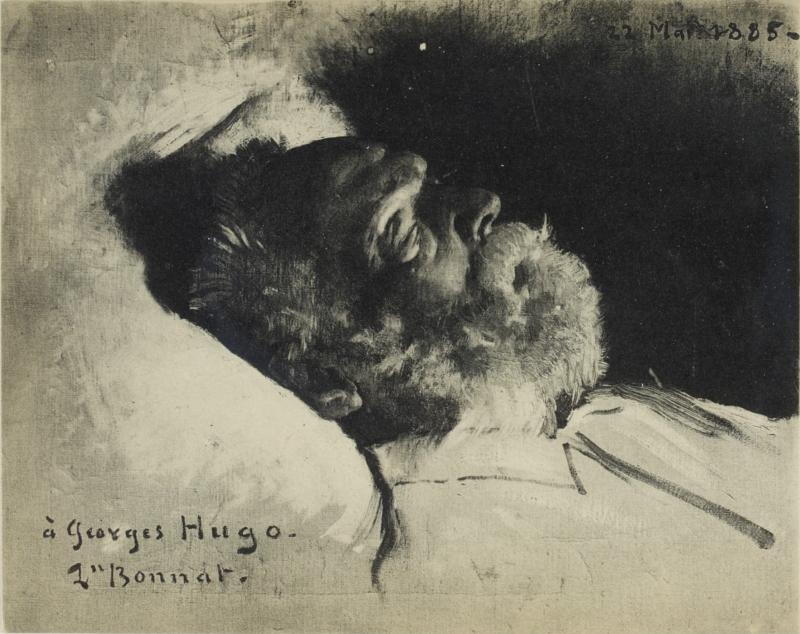 22 Mai 1885 La Mort De Victor Hugo Vue Par La Presse Le Blog De Gallica