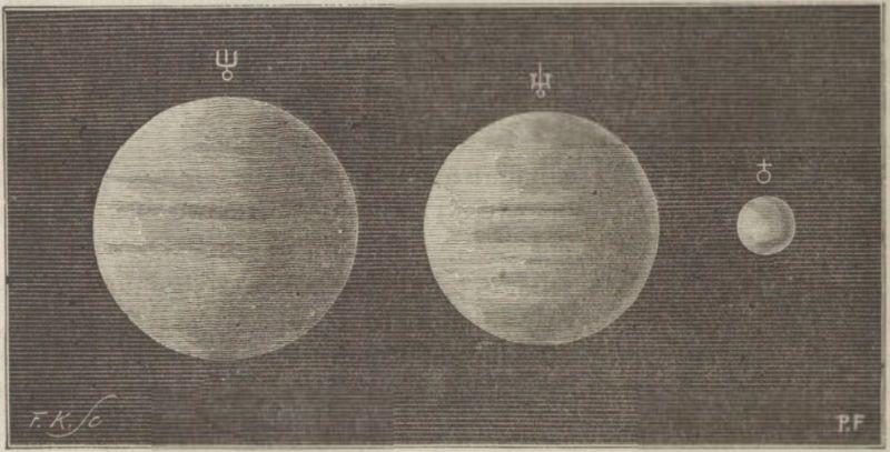 Neptune Quand Le Calcul Précède L Observation Le Blog De