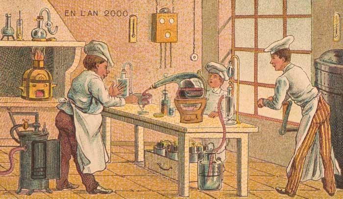 Gallica passe en cuisine ! Episode 1 : recettes et pas à pas