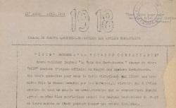 """Accéder à la page """"1918 [Mil neuf cent dix-huit] (Languedoc-Roussillon)"""""""
