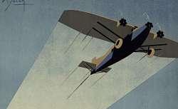 Albert Solon, Les Grands Express Aériens. Lignes Farman, 1930