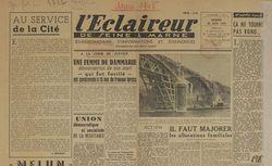 publication disponible pour l'année 1945