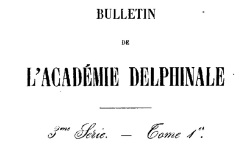 """Accéder à la page """"Perrin, Grégoire, Mémoires inédits"""""""