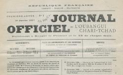 """Accéder à la page """"Publications officielles d'Afrique"""""""