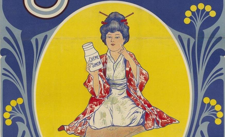 Crème Simon. Affiche. 1900. ROUL-ENTJF-1