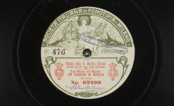 Un viaggio in Africa : Gran marcia nell' operetta ; Suppé, comp. ; Musica della R. Marina Italiana ; diretta dal M.° Cav. Seba Matacena - source : gallica.bnf.fr / BnF