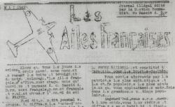 """Accéder à la page """"Ailes françaises (Les) (Bassin de Berre)"""""""