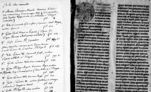 "Accéder à la page ""Aimoin de Fleury, De gestis regum Francorum (BnF, ms. Latin 5925) """