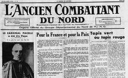 """Accéder à la page """"Ancien combattant (L') (Lille)"""""""