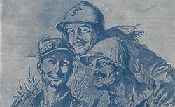 """Accéder à la page """"Bulletin de l'Association des anciens combattants de 1914-1918. Les Poilus de France (Bruxelles)"""""""