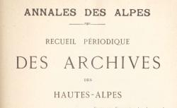 """Accéder à la page """"Faure, Jean, Mémoires"""""""