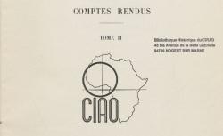 """Accéder à la page """"Echanges scientifiques et culturels autour de l'Afrique"""""""