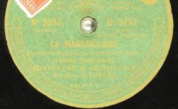 Disque NC Pathé saphir 3252 - Jean Aquistapace (1882-1952) est un acteur et chanteur d'opéra français de Nice - source : BnF/gallica.bnf.fr