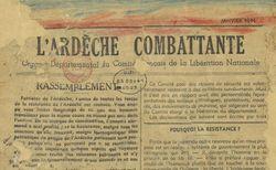 """Accéder à la page """"Ardèche combattante (L')"""""""