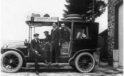 Ensemble des enregistrements réalisés lors de l'enquête dans les Ardennes en juin et juillet 1912.(85 disques)