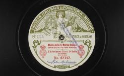 [Musique de scène] L'Arlésienne. Suite : Farandola ; Bizet, comp. ; Musica della R. Marina Italiana ; M.° Cav. Seba Matacena, dir. - source : gallica.bnf.fr / BnF