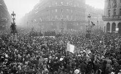 """Accéder à la page """"L'armistice (11 novembre 1918)"""""""