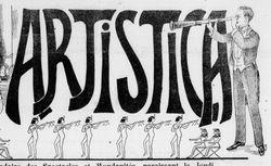 Publication disponible de 1921 à 1947