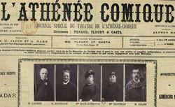 Publication disponible de 1881 à 1882 et de 1896 à 1899