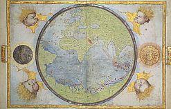 Atlas nautique du Monde, dit atlas Miller. 1
