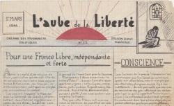 """Accéder à la page """"Aube de la liberté (L') (Marseille)"""""""