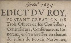 """Accéder à la page """"Droit et réglementation d'Ancien Régime"""""""