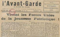 """Accéder à la page """"Avant-garde (L') (Zone sud)"""""""