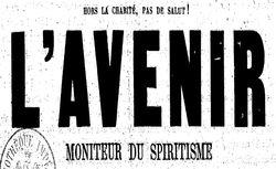 """Accéder à la page """"Avenir (L')"""""""