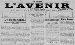 """Accéder à la page """"Avenir syndical (L')"""""""