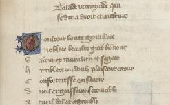 Figure de l'humanisme français: Christine de Pizan a rédigé des poèmes, des traités philosophiques, politiques, et militaires  Balladesdestrangefacon_fr.835