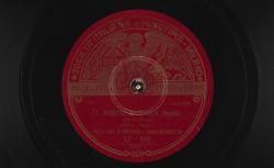 Il Barbiere di Siviglia. Aria di Rosina / Gioacchino Rossini, comp. ; C. Supervia, mezzo-soprano, Manuritta, ténor ; acc. d'orchestre - source : gallica.bnf.fr / BnF