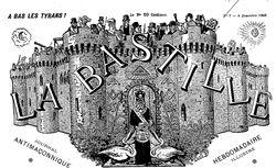 """Accéder à la page """"Bastille (La)"""""""