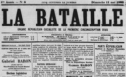 """Accéder à la page """"Bataille (La)"""""""