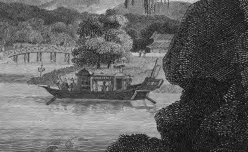 Illustrations de Voyage en Chine par Henrico Adam