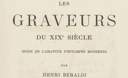 """Accéder à la page """"Répertoires d'oeuvres gravés"""""""