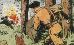 Bernard Chamblet, Wrill, n° 84, 1947