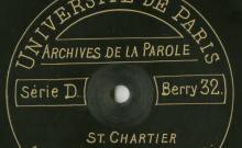 """Accéder à la page """"Voilà six mois que c'était le printemps : chanson / Françoise Dupont (65 ans, cultivatrice), chant ; Chanson du laboureur : chanson / Jean Berger (26 ans, garçon de ferme), chant."""""""